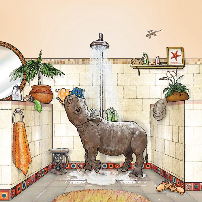 Chizi shower final